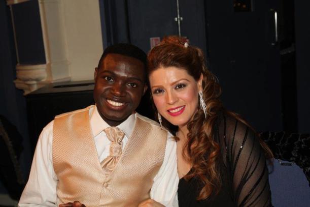 Ramson Mumba New Wife
