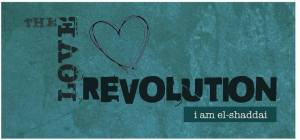 Love Revolution El-Shaddai