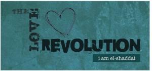 Love Revolution El-Shaddai