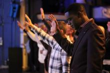 With PAStor MArk Worshipping