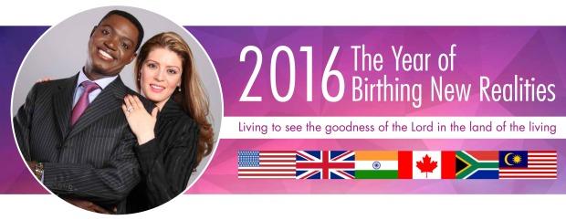 2016 Birthing New Realities