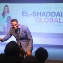 Preaching in Houston