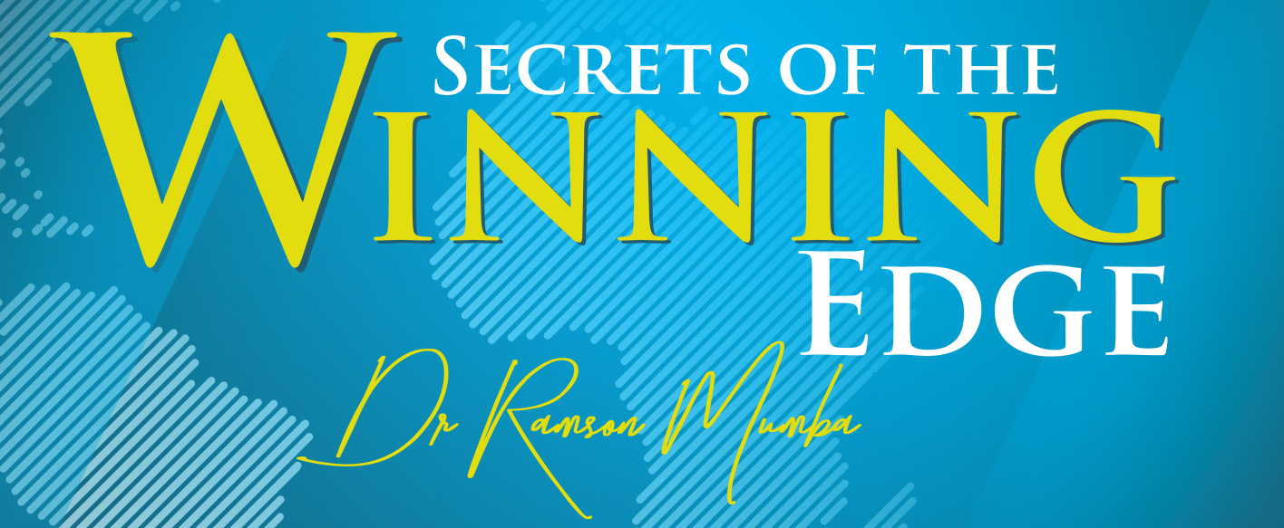 Secrets Of The Winning Edge
